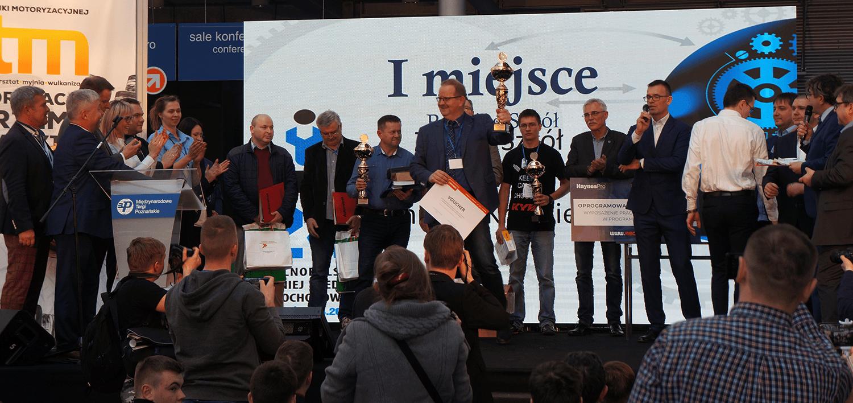 Finał XXIV Ogólnopolskiego Turnieju Wiedzy Samochodowej