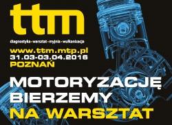Targi Techniki Motoryzacyjnej 2016